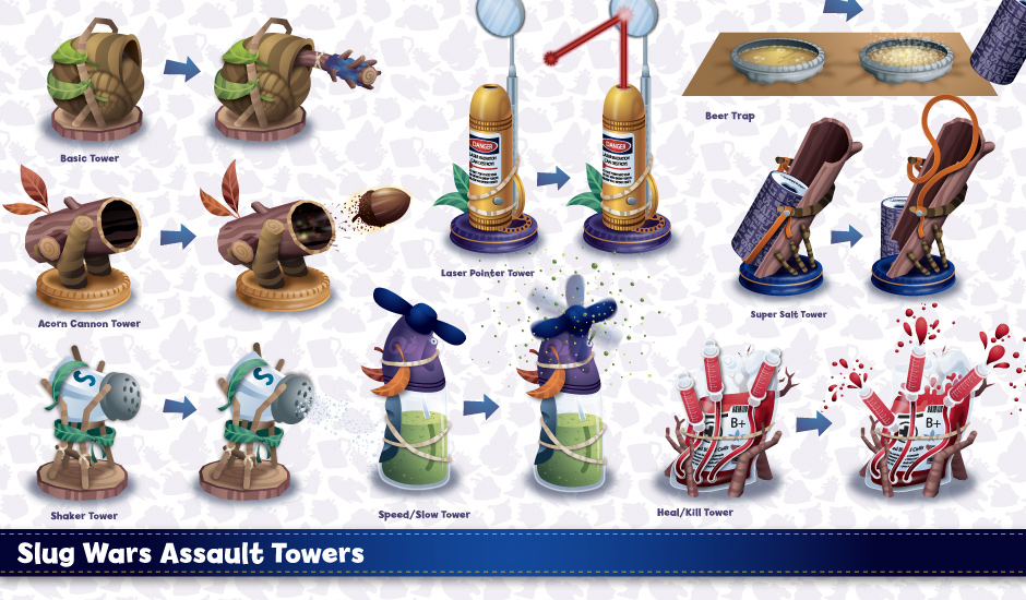 Assault-Towers