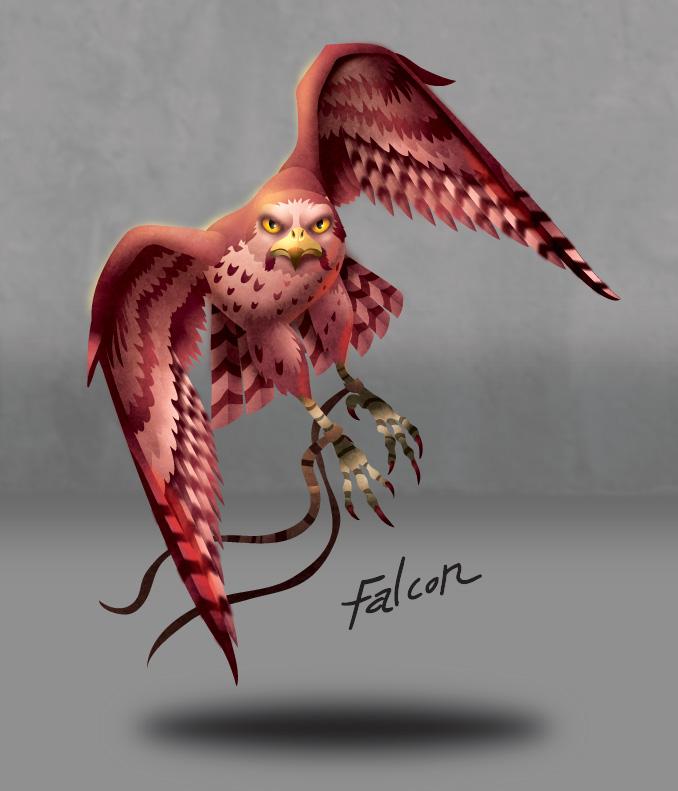 MR-Falcon