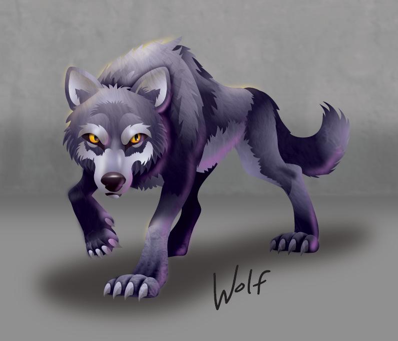 MR-Wolf