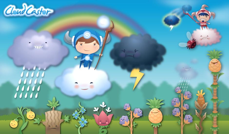 G-cloudcastor