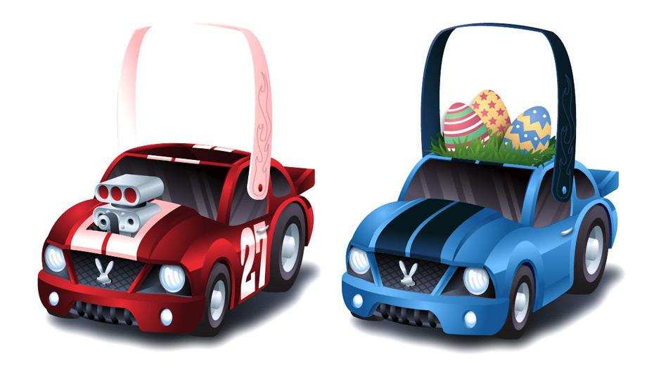 easter-cars