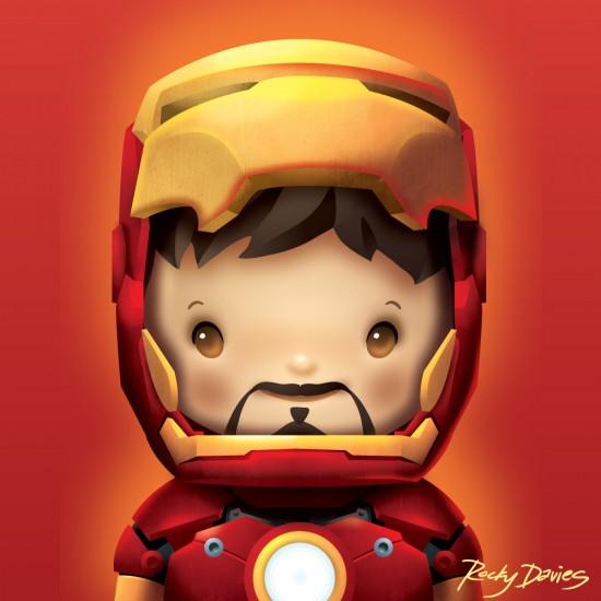Boy-IronMan
