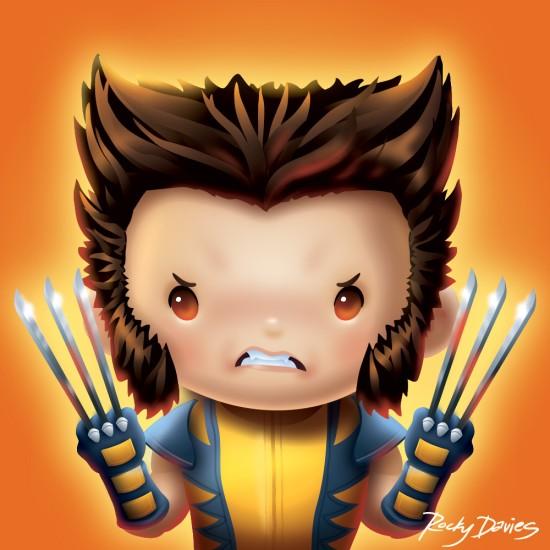 Boy-Wolverine