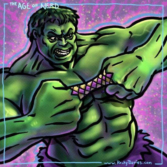 Hulk-Fingertrap
