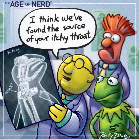Kermit's-X-Ray