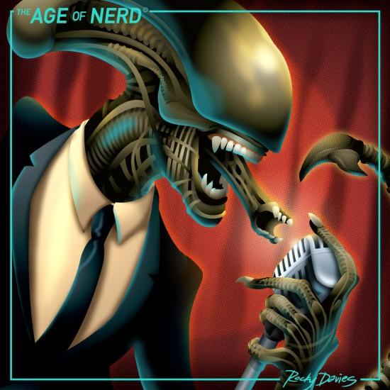 alien-crooner-xenomorph