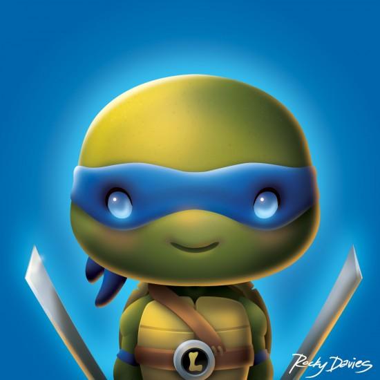KH-Leonardo-TMNT