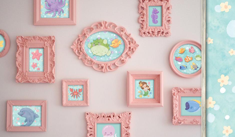 MerFri-pink-pictures