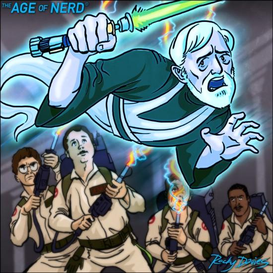 Kenobi-Ghostbusters