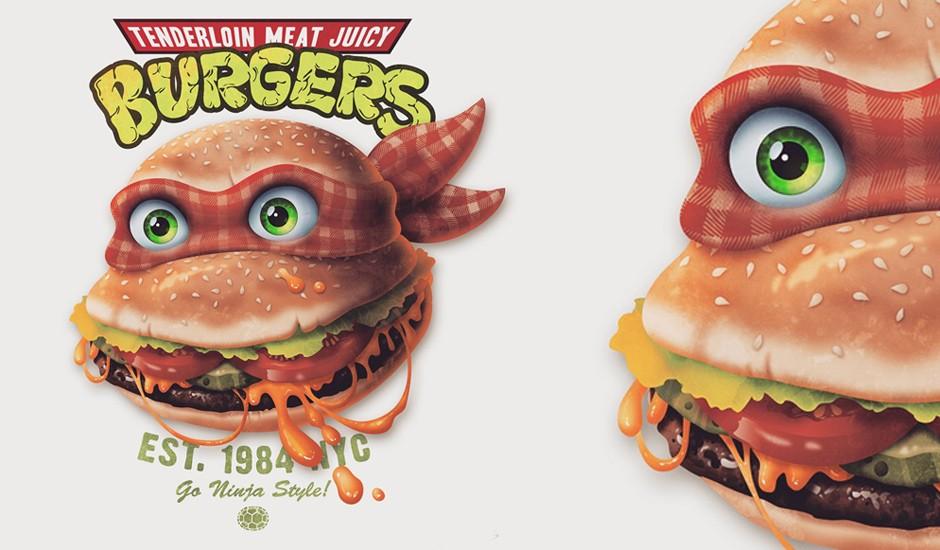 ninjaburger